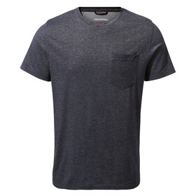Craghoppers NosiLife Ina T shirt Homme, blue navy marl